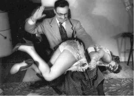 Vintage-Spanking-Image